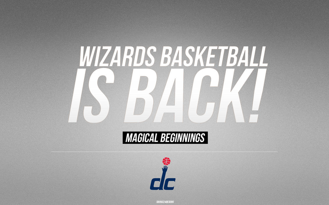 Washington Wizards Wallpaper by IshaanMishra