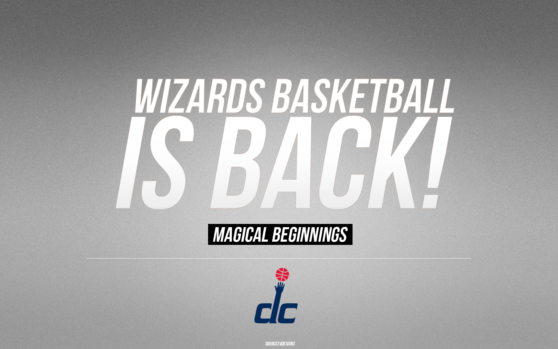 Washington Wizards Wallpaper by Angelmaker666