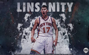 Jeremy Lin LINSANITY Wallpaper by IshaanMishra