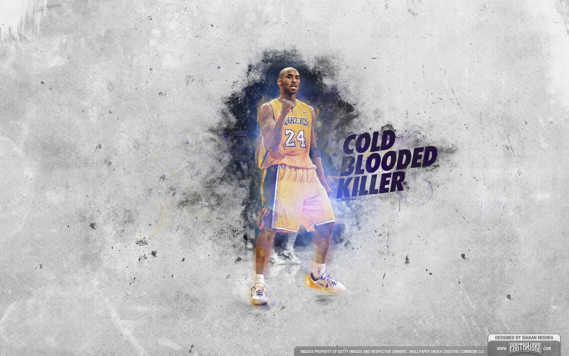 Kobe Bryant Cold Blooded Game Winner Wallpaper by Angelmaker666