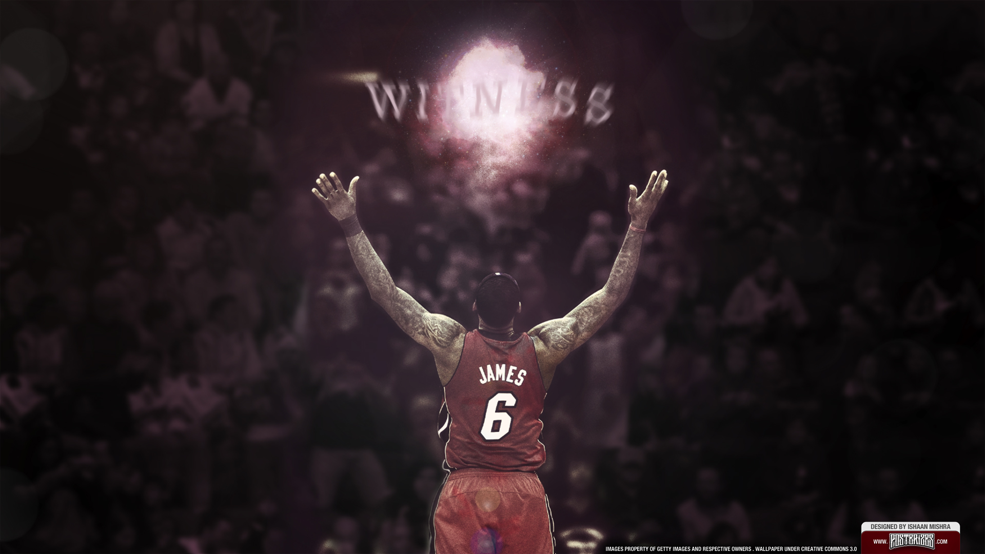 LeBron James MVP Wallpaper NBA Finals by Angelmaker666