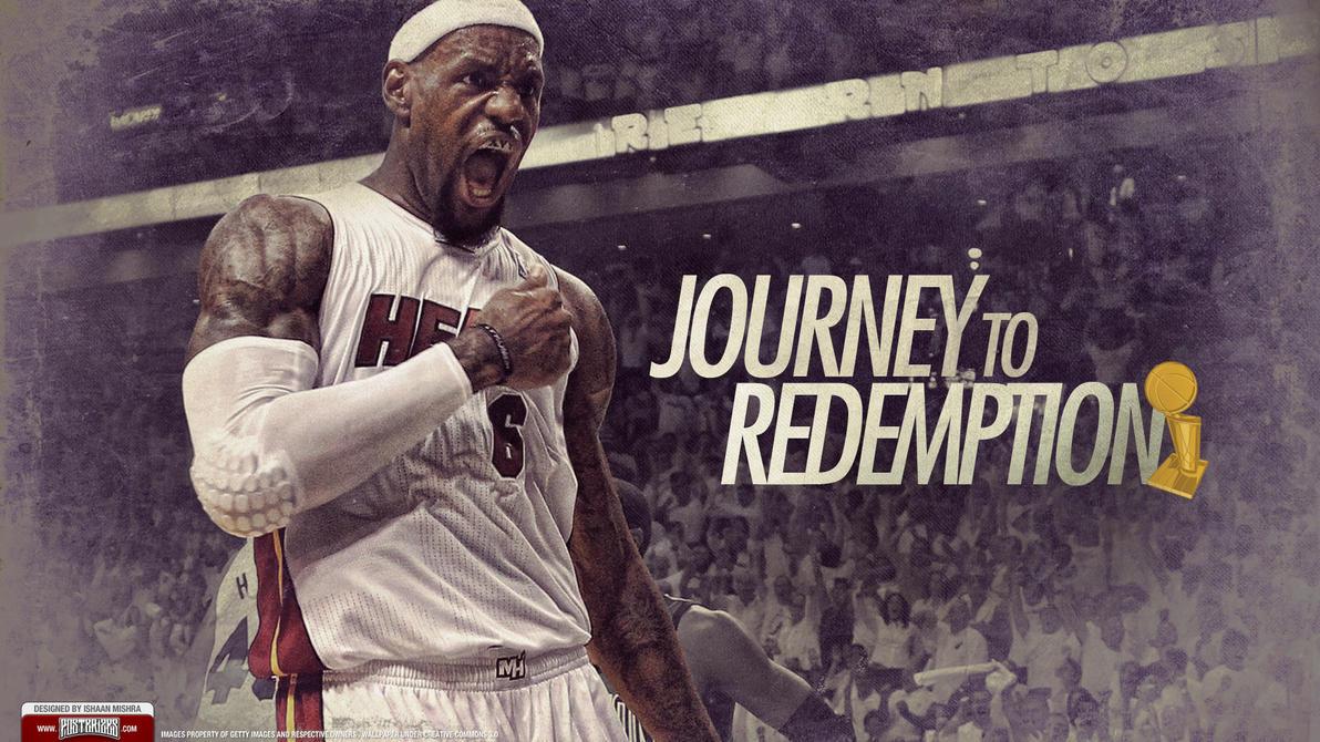 LeBron James 2012 NBA Champion Wallpaper by IshaanMishra