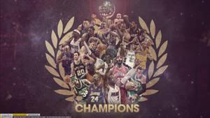 NBA Champions Wallpaper