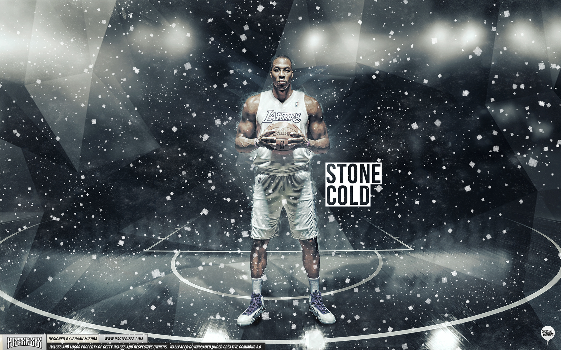 dwight howard lakers wallpaper by ishaanmishra on deviantart