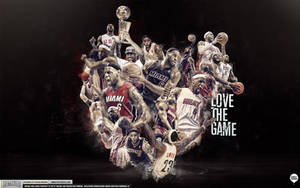 LeBron James Wallpaper by IshaanMishra