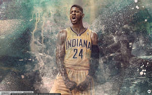 Paul George Wallpaper by IshaanMishra