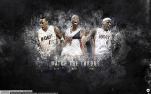 Miami Heat Wallpaper by IshaanMishra