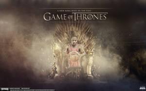 Derrick Rose Game of Thrones Wallpaper by IshaanMishra