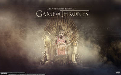 563be5eaee77 DrDreInDAMIX 92 13 Derrick Rose Game of Thrones Wallpaper by IshaanMishra