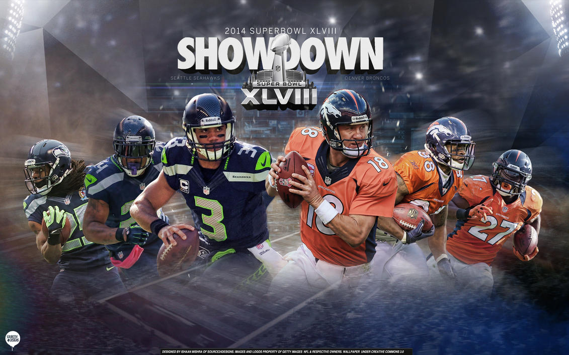 Superbowl 2014 Wallpaper By IshaanMishra