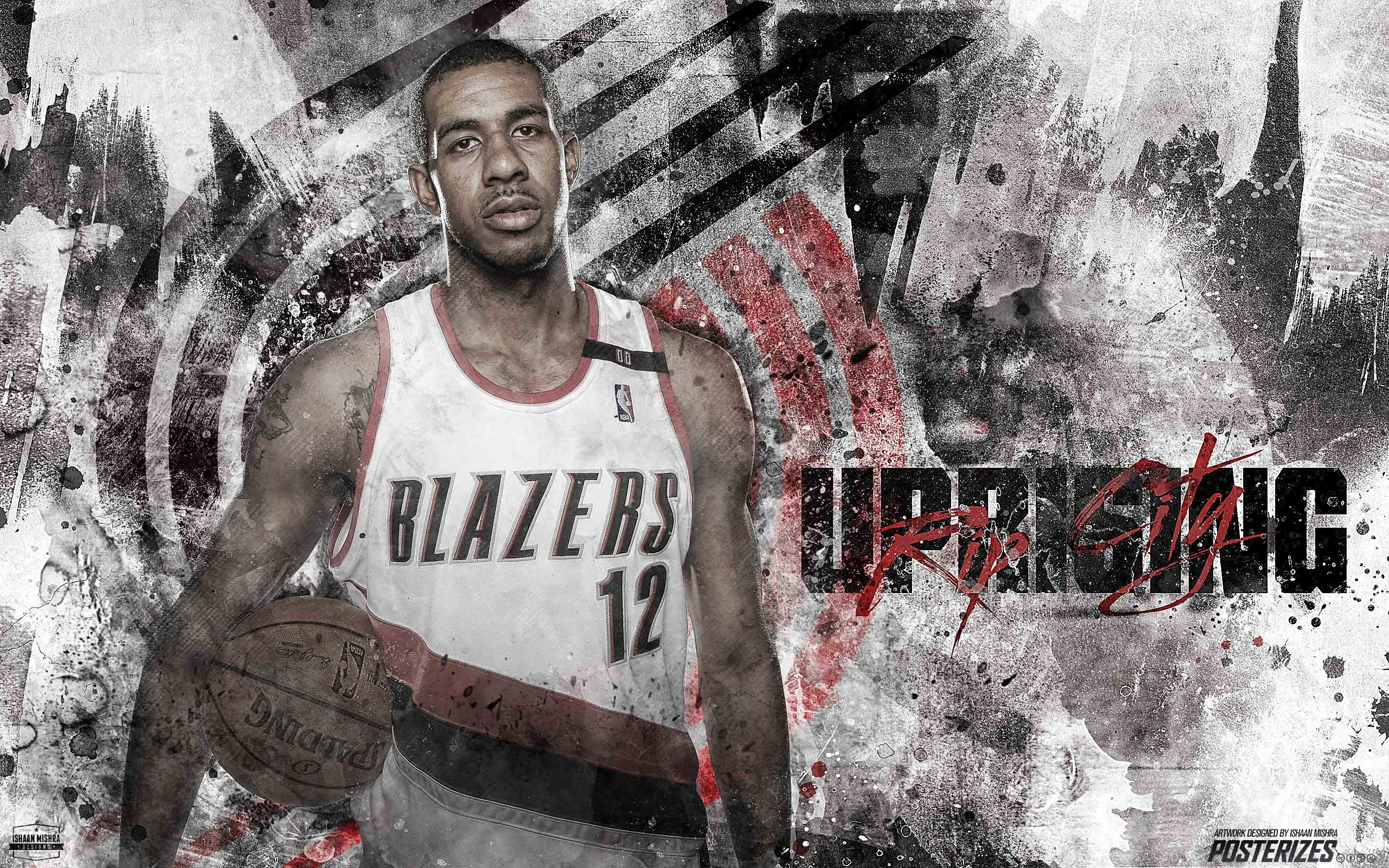 Lamarcus Aldridge Wallpaper by IshaanMishra on DeviantArt