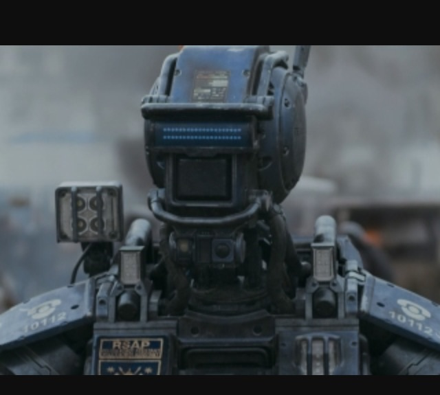 Chappie by powerartbosses