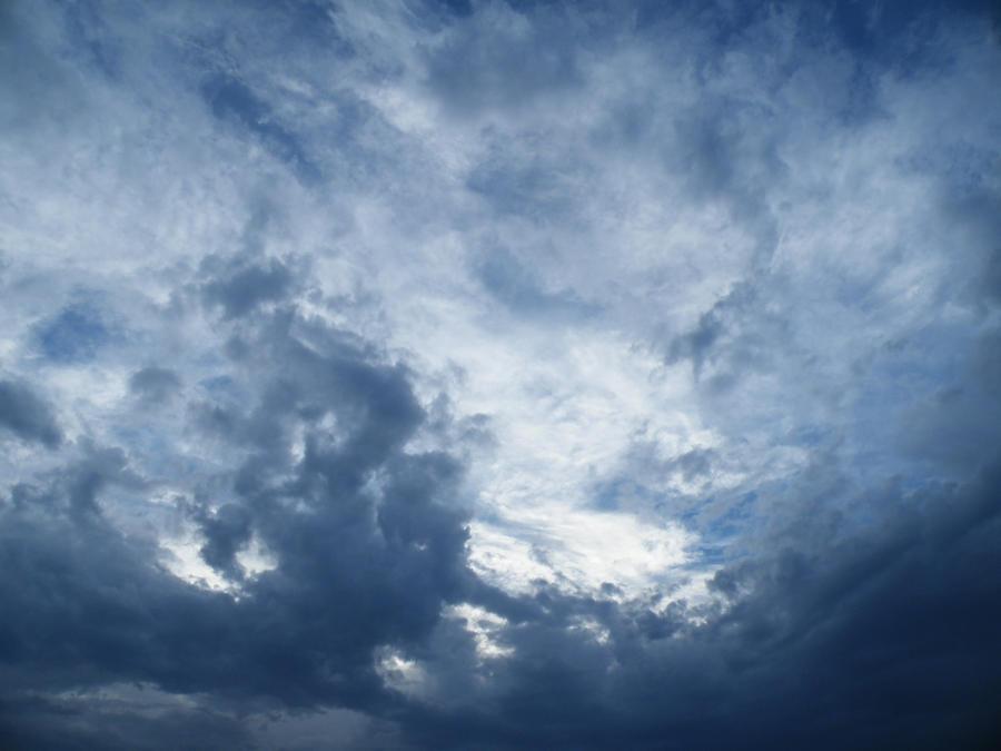 Dramatic Sky Stock by Somnium-Profundus