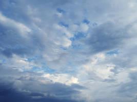 Shredded Clouds Stock by Somnium-Profundus