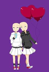 Sisterly Love Base by xXxYukihimebearxXx
