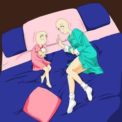 Bed Time Story -Not JPEG- by xXxYukihimebearxXx