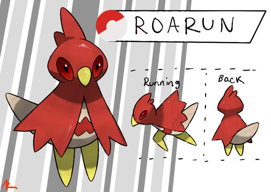 titan gel the red riding hood fakemon by neliorra on