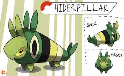 Caterpillar Fakemon
