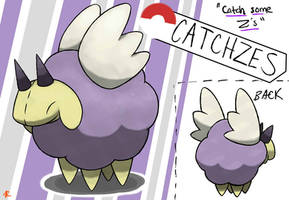 Sheep Fakemon by TRspicy