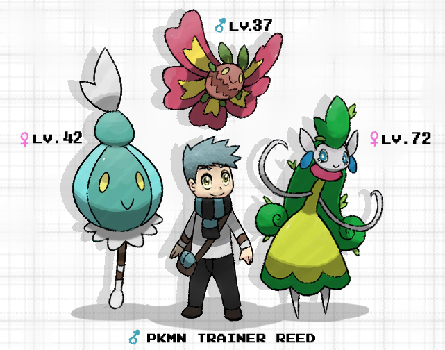 Trainer Profile: Reed Michaels by TRspicy
