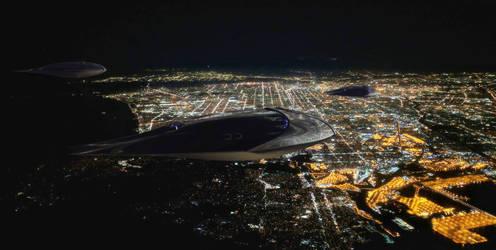 Los Angeles Harbor UFO's