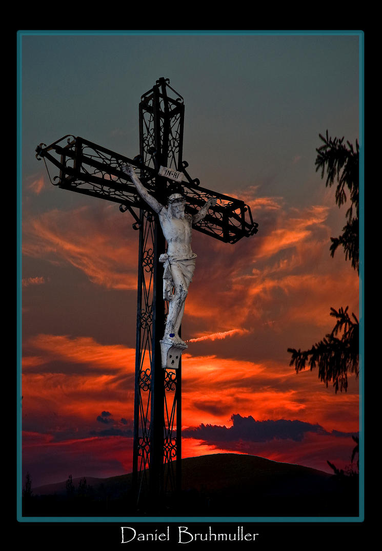 Christ Cross II by Mystik-Rider