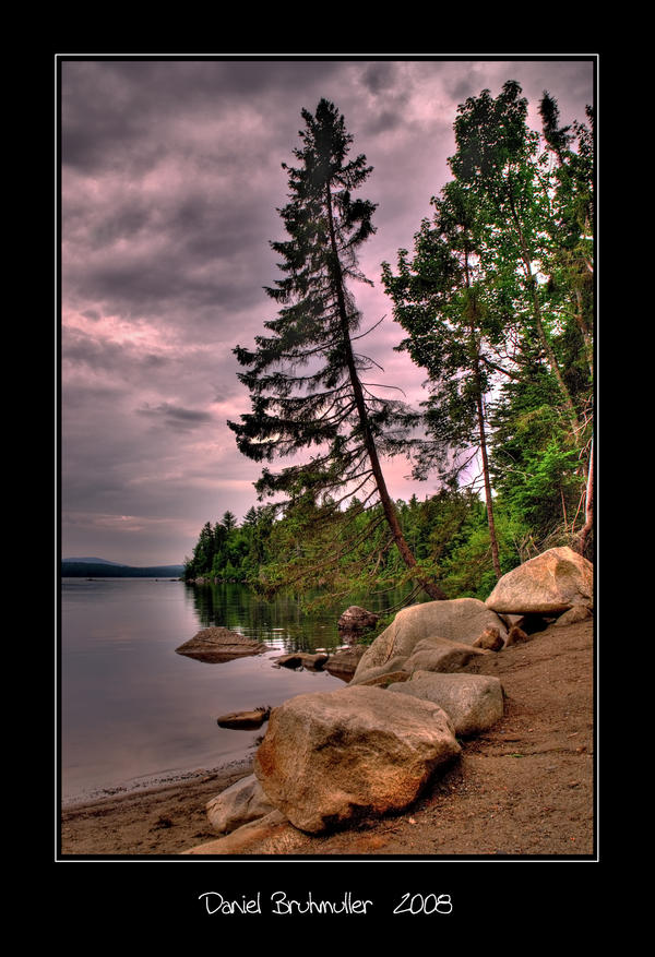 Shoreline Rocks by Mystik-Rider