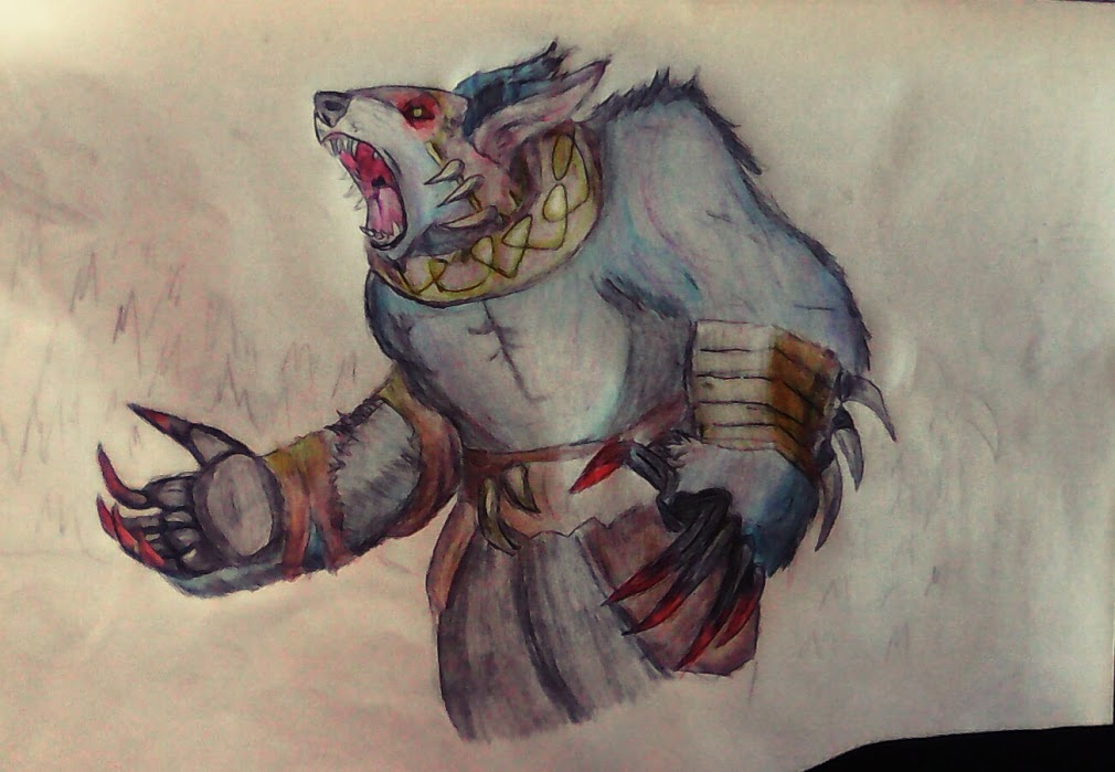 ursa dota 2 by thefoxery on deviantart