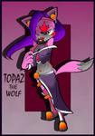 Topaz The Wolf