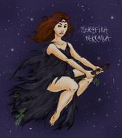 Serafina by labarbara