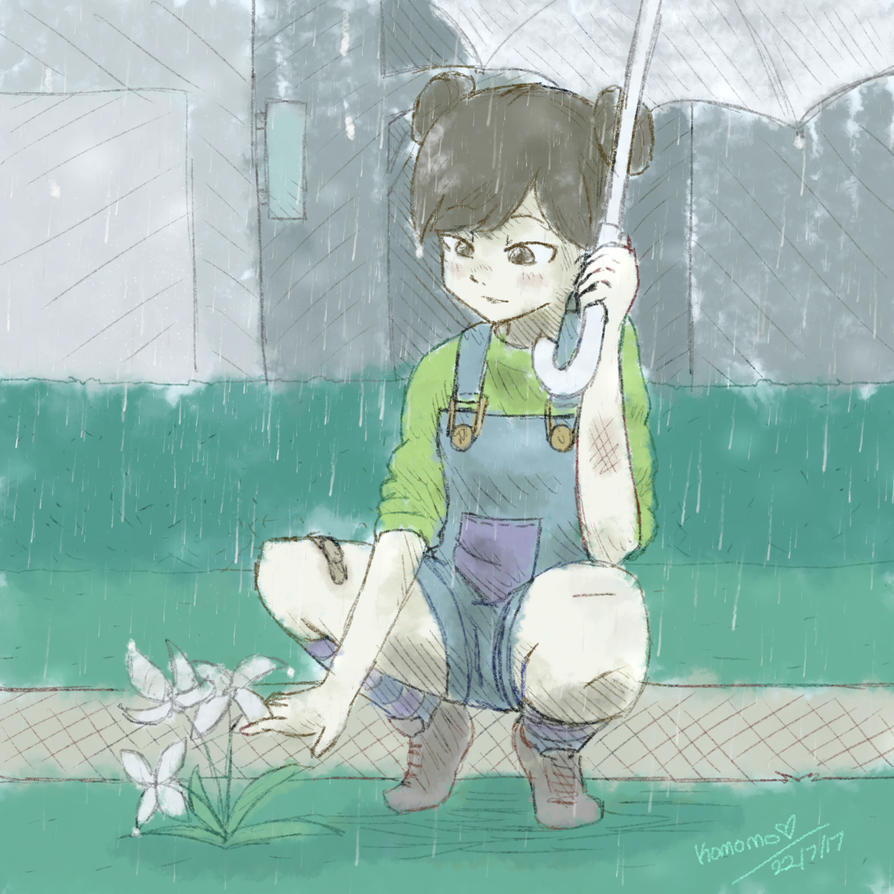 Rain By Komomo--chan On DeviantArt