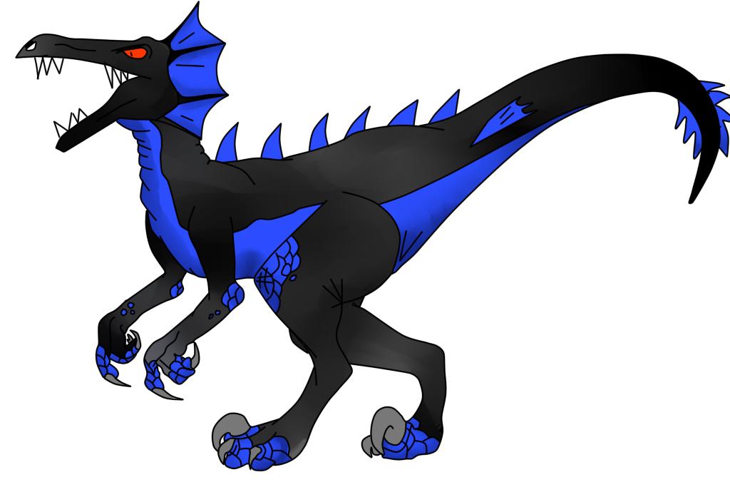 raptur lex dragon body by Lexy-boy