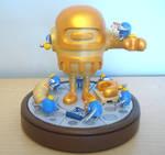 Sketchbot Custom - Monument