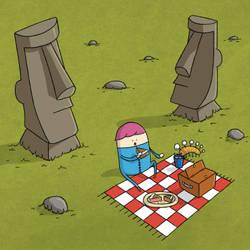 Arthur and Charles Adventure Diary 2