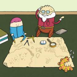 Arthur and Charles Adventure Diary 6