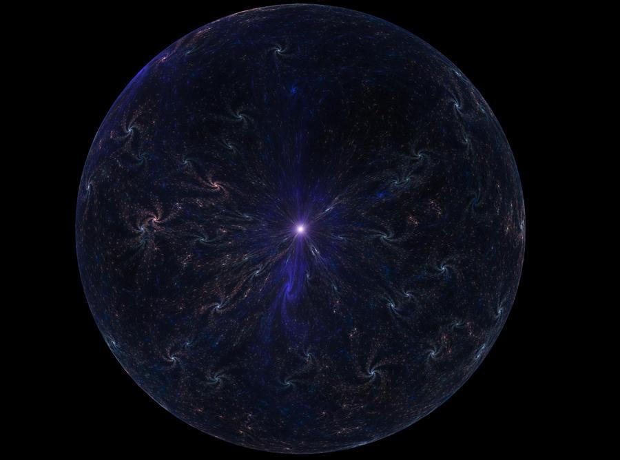Universe by aloschafix