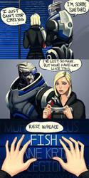 Shepard's Tragedy by CrystalGrazianoArt