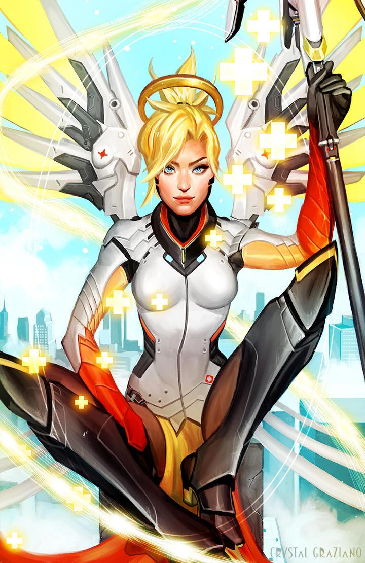 Heroes Never Die! by CrystalGrazianoArt