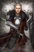 Cullen by CrystalGrazianoArt