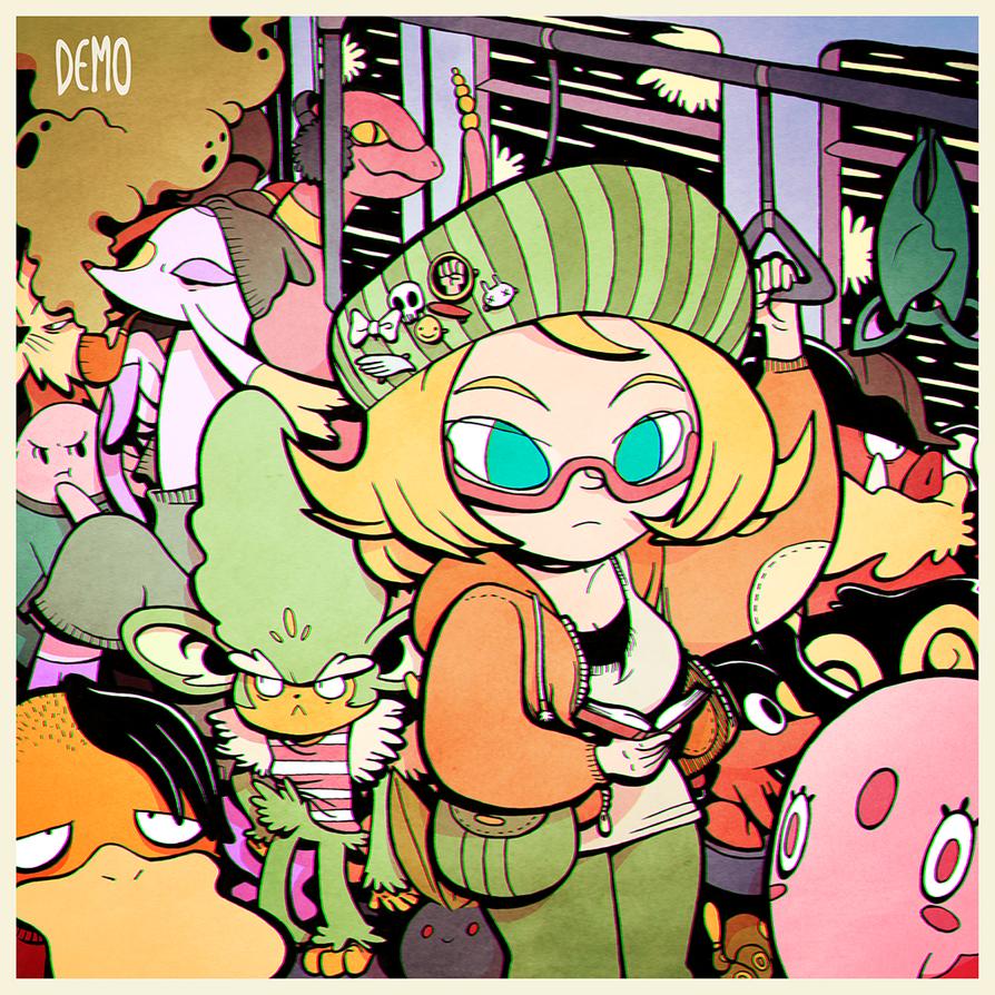 Urban Bianca [Pokemon] by DEMODANZA