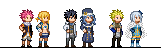 ETA 'advanced style' - Fairy Tail Characters by Son-Isaki