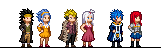 ETA 'advanced style' - Fairy Tail Characters P2 by Son-Isaki