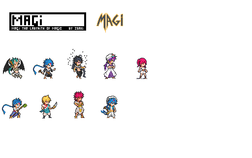 ULSW2 Collection | Magi