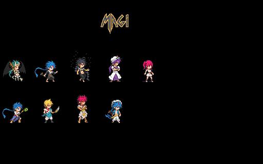 ULSW2 Collection | Magi