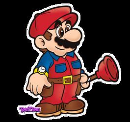 Super Mario - Movie Design
