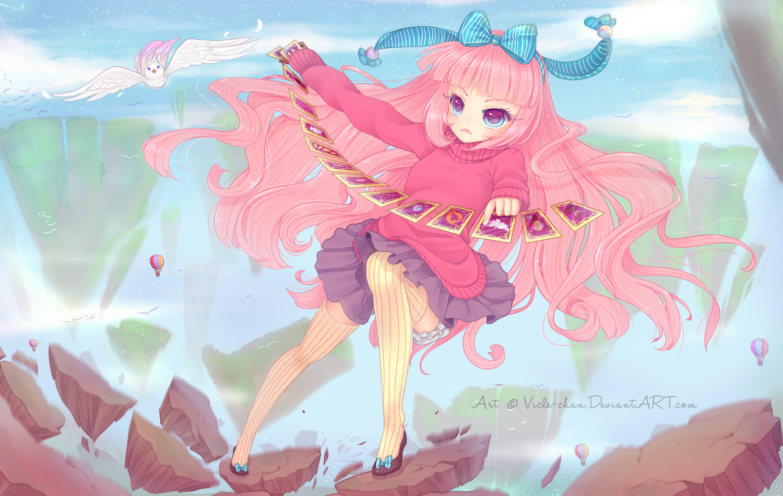 Pinku by Vicle-chan