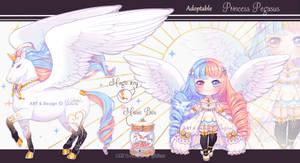 Adoptable- Princess Pegasus -CLOSED
