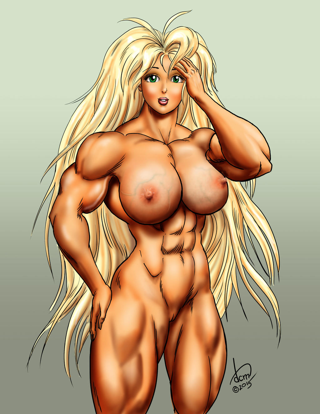Muscle Group Sex 94