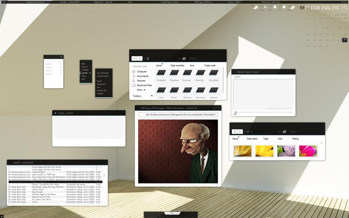 desktop 27-07-08 by invaderjohn