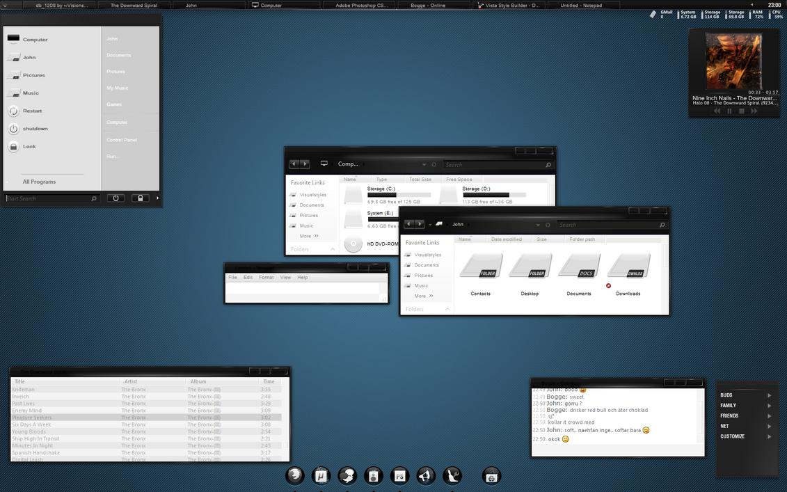 Desktop 08-12-08 by invaderjohn